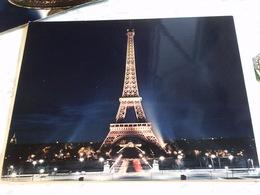 24x30 PARIS Tour Eiffel -IRIS/éditions Chantal - Reproductions