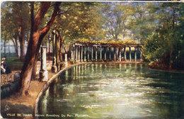 Ville De Paris - Ruines Romaines Du Parc Monceau   (109148) - Paintings