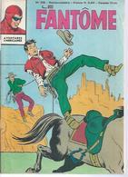 LE FANTOME    N° 288  -   REMPARTS  1970 - PHANTOM - Phantom