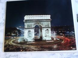 24x30 PARIS ARC DE TRIOMPHE -IRIS/éditions Chantal - Reproductions