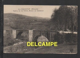 DD / 34 HERAULT / LA SALVETAT / VALLÉE DE LA VÈBRE , ROUTE DE LACAUNE - La Salvetat