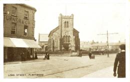 LANCS - FLEETWOOD - LORD STREET  La3156 - Other