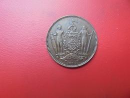 BRITISH NORTH BORNEO :ONE CENT 1889 TRES BELLE QUALITE ! - Colonies