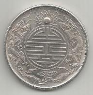 Cina, Impero, 1904, Kwangtung, Canton, Tael, Gr. 20,65. - Cina