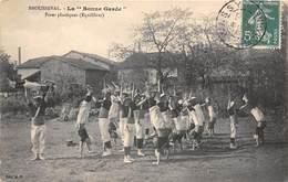 52-BROUSSEVAL- LA BONNE GARDE- POSES PLASTIQUES - EQUILIBRES - Autres Communes