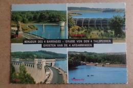 LES BARRAGE DE LA VESDRE, GILEPPE, BUTGENBACH Et ROBERTVILLE ( Belgique ) - Gileppe (Barrage)