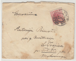 Austria, Letter Cover Travelled 1907 Hrastnik (Hrastnigg) Pmk B180820 - Slovenia