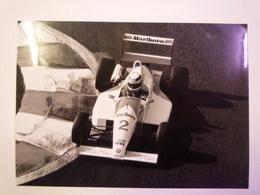Olivier  COUVREUR  (Bowman BC2-VW Graff Racing)  Championnat De France Marlboro De F3  1992 - Car Racing - F1