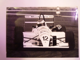 Eric  ANGELVY  (Reynard  923-Mugen Bowman Racing)  Championnat De FRANCE  Marlboro De F3  1992 - Car Racing - F1