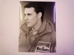 Laurent  AIELLO  (Reynard  92D-Mugen Pacific Racing)  Championnat  International  1992  De  F3000 - Car Racing - F1