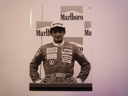 Jean-Christophe  BOULLION  (Bowman  BC2-VW  Graff Racing)  Championnat De FRANCE  Marlboro De  F3  1992 - Car Racing - F1