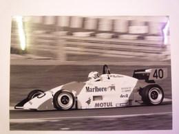 Jean-Claude  De  CASTELLI  (Alpa  FR92  A.S.M.)  Championnat De  FRANCE  F.F.S.A.  De F. RENAULT  1992 - Car Racing - F1