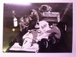 Jean-Marc  GOUNON  (Lola  T92/50-Ford  Cosworth  DAMS)  Championnat International  1992  De  F3000 - Automobile - F1