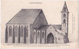 55. SAINT-MIHIEL. L'Eglise Saint-Etienne. 11 - Saint Mihiel