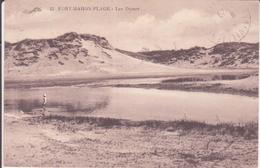 CPA -  23. FORT MAHON PLAGE Les Dunes - Autres Communes