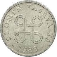 Monnaie, Finlande, 5 Pennia, 1983, TTB, Aluminium, KM:45a - Finlande