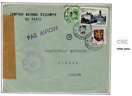 Perforé France Type Armoiries N° 904 Et Sîte 905 Et Gandon 809 Perf Ref Ancoper CNE 308 (14 Perf Connues Pour Ce Timbre) - France