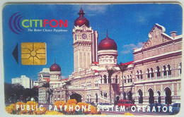 Citifon Public Payphone Operator - Malaysia