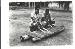 GABON - Joueurs De Xylophone En Bananier - Chez Les FANG - MENDJANG ME BIANG - N°47 GAUD Off Gabon Tour - VENTE DIRECTE - Gabon
