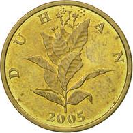 Monnaie, Croatie, 10 Lipa, 2005, TTB, Brass Plated Steel, KM:6 - Croatie
