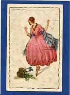 CPA CORBELLA Femme Girl Woman érotisme Illustrateur Italien Italie Art Déco Circulé - Corbella, T.