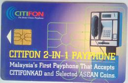 Citifon 2 In 1 RM10 - Malaysia