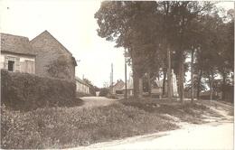 Dépt 80 - FERRIÈRES - ÉPREUVE De CARTE POSTALE (photo R. LELONG) + PLAQUE De VERRE D'origine - Monument - Édit. Derivery - France