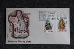 FDC - 1974 , ESPAGNE , EUROPA - FDC