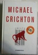 NEXT.  DE MICHAEL CRICHTON - Livres, BD, Revues