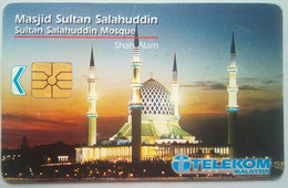 Sultan Salahuddin Mosque RM10 - Malaysia