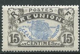Reunion   - Yvert N°   61 *  Ava20920 - Reunion Island (1852-1975)