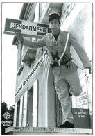 Cpm ROYAN 17 Patrick CHAGNAUD Artiste Imitateur - Quand Le Gendarme Rit - Cap Photo Royan - Royan