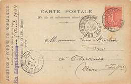 27-BRETEUIL- CORRESPONDANCE - Breteuil