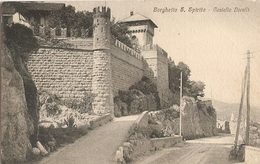 111/FP/18 - SAVONA - BORGHETTO SS. SPIRITO: Castello Borelli - Savona