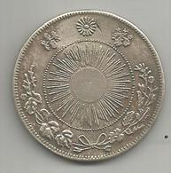 Giappone, 1914, Yen, Gr. 26,22. - Giappone