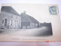 C.P.A.- Corbigny (58) - La Ferme De L'Ecole D'Agriculture - 1905 - SUP (AO 95) - Corbigny