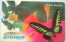 RM 10 Rajah Brooke - Malaysia