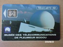 F269 Pleumeur-Bodou- Musée 50U SC4 - Astronomie