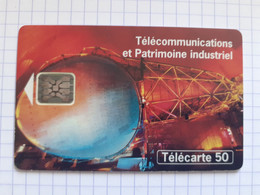 F522 Télécom Et Patrimoine 50U SC5 - Astronomie