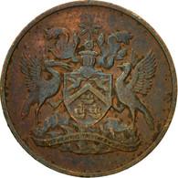 Monnaie, TRINIDAD & TOBAGO, Cent, 1971, Franklin Mint, TTB, Bronze, KM:1 - Trinité & Tobago