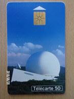 F584 Musée Pleumeur-Bodou 50U GEM 08/95 - Astronomie