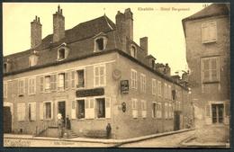 Chablis - Hôtel Bergerand - Edit. Simonnot - Voir 2 Scans - Chablis