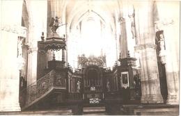 Dépt 80 - DAVENESCOURT - ÉPREUVE De CARTE POSTALE (photo R. LELONG) + PLAQUE De VERRE D'origine - Église - Édit. Baillet - France