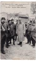 Officier Prussien Fait Prisonnier à Compiègne - Weltkrieg 1914-18