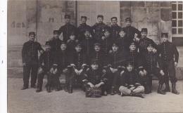Carte Photo  :  Soldats Du 95ème Régiment 2ème Compagnie 4ème Section - Régiments