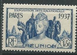 Reunion - Yvert N °   154 *  - Ava 21016 - Reunion Island (1852-1975)