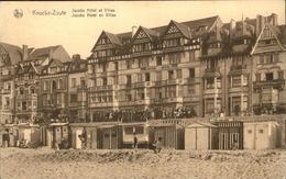11116610 Knocke Knocke-Zoute Jacobs Hotel Et Villas Knocke - Belgium