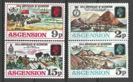 ASC 1999 DEFINITIVE, ASCENSION , 1 X 4v, MNH - Ascensione