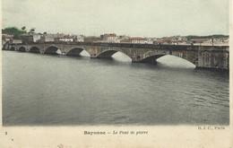 64 - Bayonne - Pont De Pierre - Bayonne