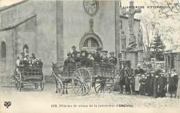 63 , Environs D'Aydat , PONTEIX , Eglise Et Croix , * 324 17 - Other Municipalities